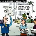 Occupy L.A. embraced by local pols