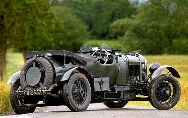 A 1928 Bentley 4.5-Liter Le Mans Bobtail is expected to fetch $5.5 million to $7.5 million at the 2012 Pebble Beach actions.