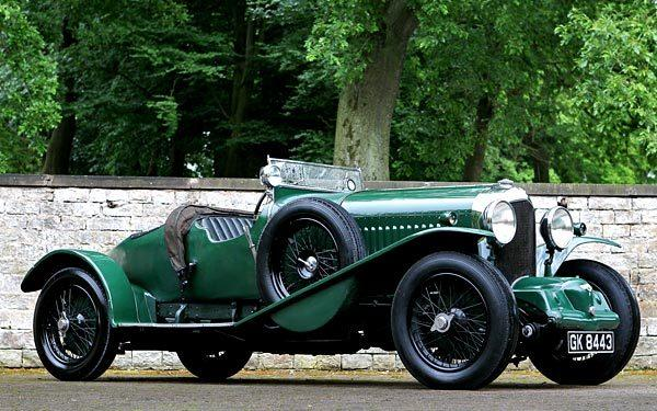 A 1931 Bentley 4.5-Liter SC Blower Green Hornet is expected to fetch $8 million to $10 million at the 2012 Pebble Beach auctions.