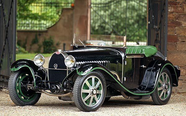 A 1932 Bugatti Type 55 Cabriolet is expected to fetch $5 million to $6.5 million at the 2012 Pebble Beach auctions.