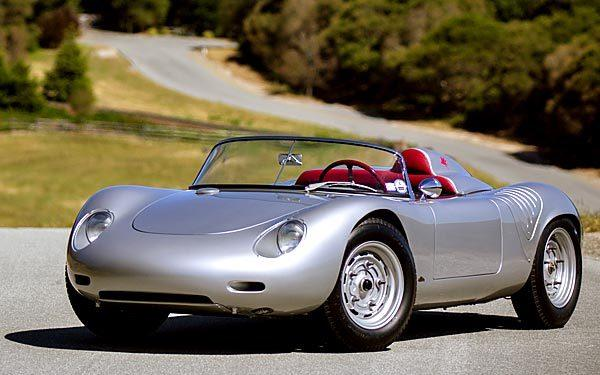 A 1960 Porsche RS60 Spyder 718-060 is expected to fetch $2.25 million to $3 million at the 2012 Pebble Beach auctions.