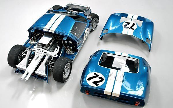 A 1964 Ford GT40 Prototype GT-104 is expected to fetch $5 million to $7 million at the 2012 Pebble Beach auctions.