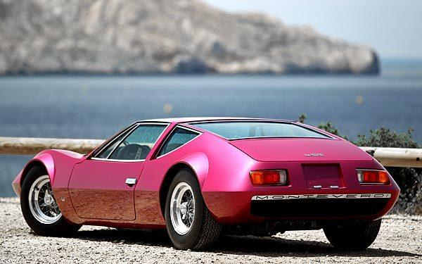 A 1970 Monteverdi HAI 250 SS Prototype is expected to fetch $600,000 to $800,000 at the 2012 Pebble Beach auctions.
