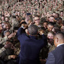 Obama visits Ft. Bliss