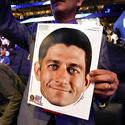 Paul Ryan mask