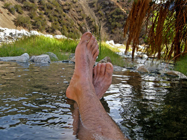 <b>Sespe Hot Springs</b><br>