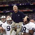 Jerry Sandusky: Convicted of sexual abuse of young boys