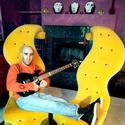 Scott Ian, lead guitar player for Anthrax