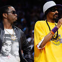 Sean 'Diddy' Combs and Snoop Dogg