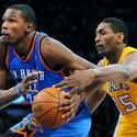 Kevin Durant, Metta World Peace