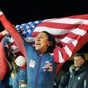 Erin Pac and Elana Meyers