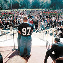 Prayer for injured Penn State player, 2000