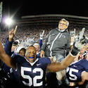Joe Paterno's 400th win