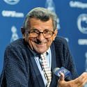 Joe Paterno in 2010