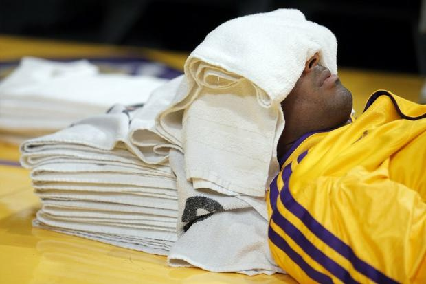 If Kobe Bryant is the legend everyone says, why were Lakers fans so upset the team didn't hire Phil Jackson? Shouldn't the greatest of all time be able to lead the team to a title? He doesn't make his teammates better players, and makes the game look like a joyless exercise. Great player? Sure. Overrated? Absolutely.