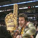 Lakers, David Arquette