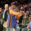 Spike Lee, Lakers, Knicks