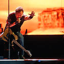 Bruce Springsteen performs in Los Angeles