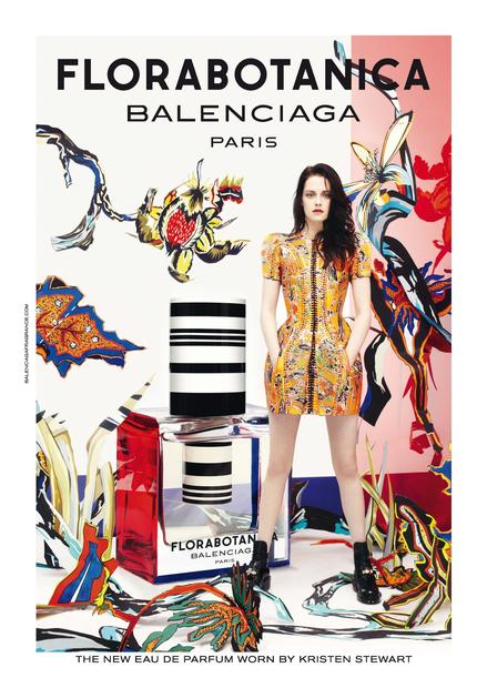 Balenciaga Florabotanica eau de parfum 1.7 fl. oz. $95. Available at Bergdorf Goodman and Neiman Marcus in September and at specialty stores beginning in October.