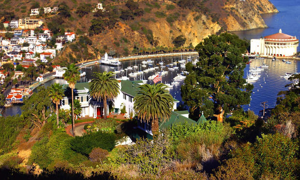 <b>THE INN ON MT. ADA</b>