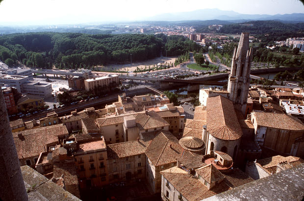 "A growing number of tourists is coming to Segovia, a city in Spain's Castile region, not only to see its towering Roman aqueduct but also to get a glimpse of a rediscovered Jewish past. ""People want to see the Jewish quarter because it's practically unknown — and because they don't expect it,"" said Marta Rueda, a guide who once led former Israeli Prime Minister Shimon Peres on a tour through Segovia's old streets.<br> <br> Granted, the Jewish cemetery stands on an unmarked hill opposite the town; the old synagogue has been turned into Corpus Christi Church; and about 100 Jewish homes were leveled centuries ago to make way for a vast Gothic cathedral. Nowadays, the most notable Jewish features of Segovia are its modern eateries, such as the Menora Café and El Fogón Sefardí restaurant. Nonetheless, the mere investigation of its Jewish legacy ""is something new.""<br> <br> -- Michael Levitin<br> <br> Read more: <a href=""http://www.latimes.com/travel/la-trw-spain27may27,0,3961982.story"">Spain connects with Jewish history via Sephardic Routes</a><br> <br> <i>Pictured: Girona, one of the finest preserved Jewish quarters in Europe</i>"