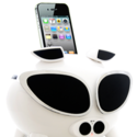 Speakal Cool iPig, an iPhone/iPod dock and sound system