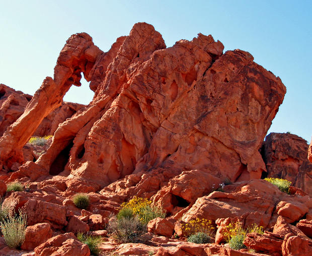 <b>Valley of Fire State Park</b><br />