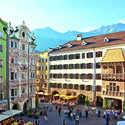 Innsbruck, Austria | Winter 1976 and 1964