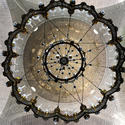 Chandelier, Périgueux Cathedral, France