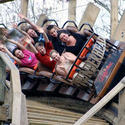 9. Thunderhead at Dollywood in Tennessee