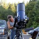 Stargazing at Palomar Mountain
