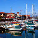 Boats at Ventura Harbor