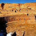 chaco canyon new mexico chetro kitl anasazi