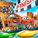 1) Radiator Springs Racers - Disney California Adventure