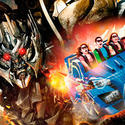2) Transformers - Universal Studios Hollywood