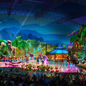 4) Jurassic Dream theme park