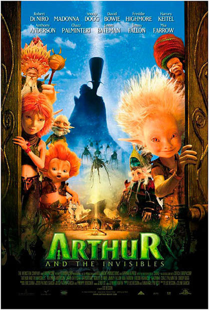 "Germany's Europa Park will add a new carousel, kiddie drop tower and indoor family roller coaster in 2013 based on the ""Arthur and the Invisibles"" animated movie by French director Luc Besson."