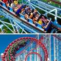 Blue Streak (Cedar Point) vs. Viper (Six Flags Magic Mountain)