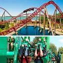 Maverick (Cedar Point) vs. Green Lantern: First Flight (Six Flags Magic Mountain)