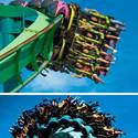 Raptor (Cedar Point) vs. Batman the Ride (Six Flags Magic Mountain)