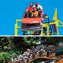 Wildcat (Cedar Point) vs. Canyon Blaster (Six Flags Magic Mountain)