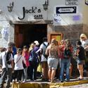 Peru: Nobody goes to Jack's anymore, because...