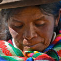 Peru: A face from the high country