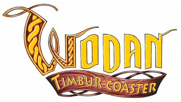 The first wooden roller coaster at Germany's Europa Park will be called Wodan Timbur Coaster.