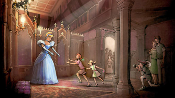 Fantasy Faire will feature a Royal Hall meet-and-greet area where visitors can get their photos taken with a rotating collection of princesses.