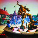 Gaston Tavern planned for the Fantasyland makeover.