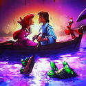 Voyage of the Little Mermaid dark ride planned for the Fantasyland makeover at the Magic Kingdom in 2012.