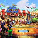 Storybook Circus area planned for the Fantasyland makeover at the Magic Kingdom in 2012.