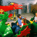 7. Dragon coaster