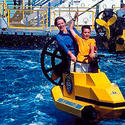 The Aquazone Wave Racers water ride coming to Legoland Florida.